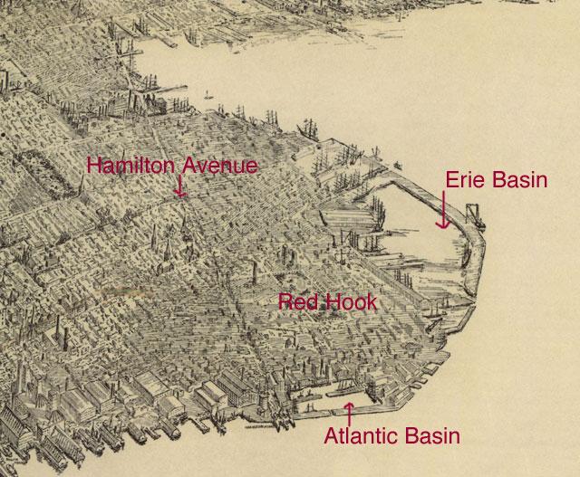 Red Hook Brooklyn Head