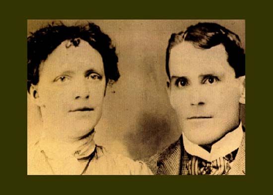 Photos of the Children of Joseph Walsh and Maggie Langan